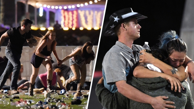 59 Dead, Hundreds Injured in Las Vegas Concert Mass Shooting
