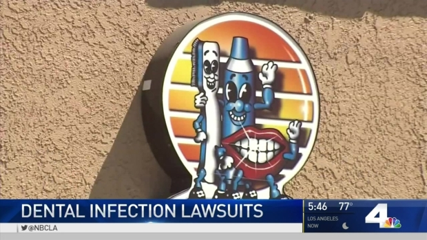[LA] Lawsuit Filed in Dental Infection Case