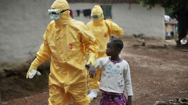 [NATL-DFW] The DMN's Dr. Yasmin Answers Your Ebola Questions