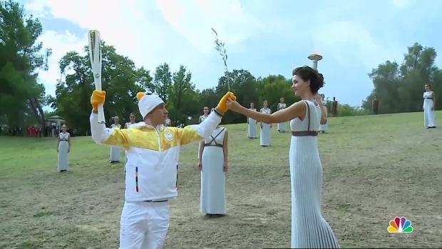 [NATL] Olympic Torch Lighting Starts Relay to 2018 Pyeongchang Games