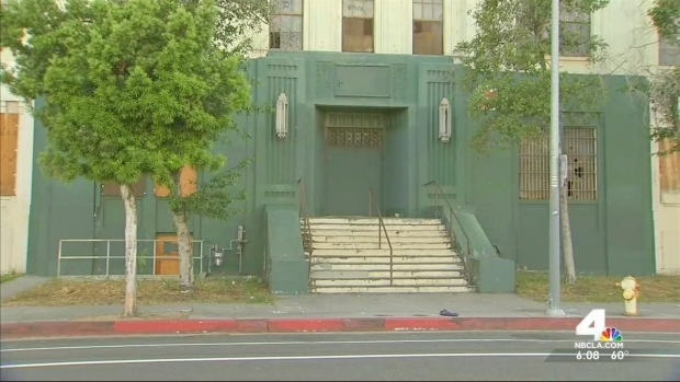 [LA]Landmark Lincoln Heights Jail May Be Converted to Housing