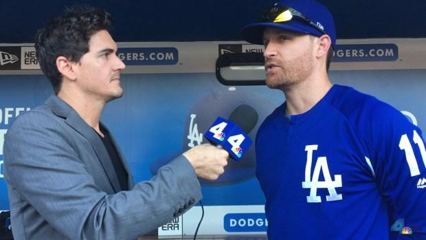 [LA] Discover Your Dodgers: Logan Forsythe (Short)