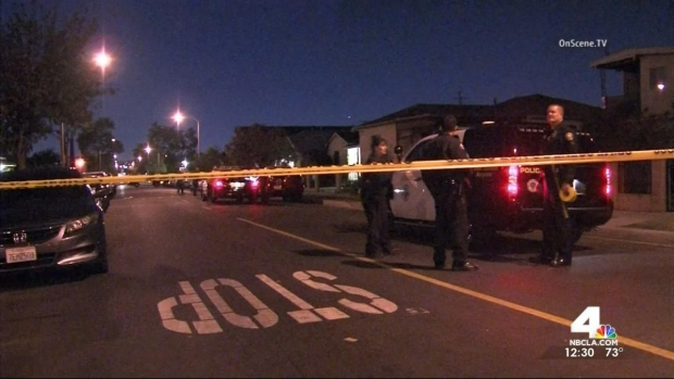 [LA] Father Mourns Son Killed in Long Beach Shooting