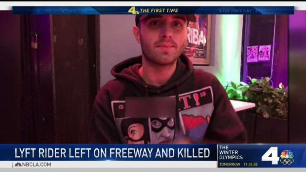 [LA - stringer] Lyft Passenger Killed After Driver Demands He Exit Car