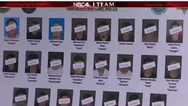 [LA] MS-13 Gang Members Accused in Series of Horrific Slayings