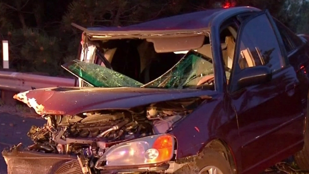[DGO] 1 Killed in I-8 Chain Reaction Crash