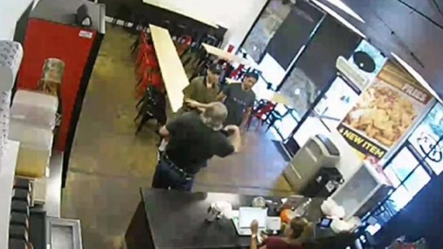 Man Caught Ranting on Camera Over Price of Tacos