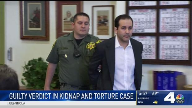 [LA] Man Convicted in Grisly Kidnap, Torture