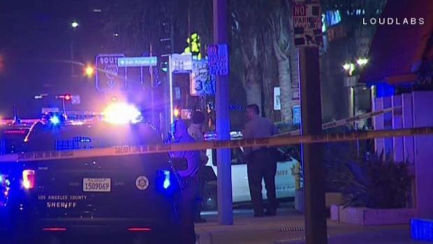 [LA] Man Fatally Shot Outside Strip Club