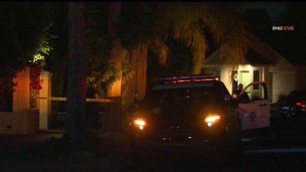 [LA STRINGER] Man Killed Outside Home In Tarzana