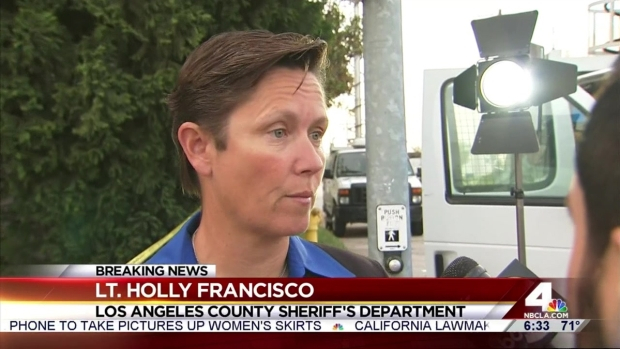 [LA] Cyclist Shot Dead in Commerce
