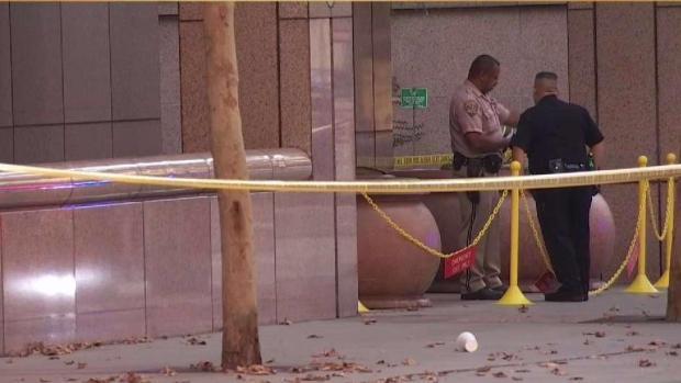 [LA] Man Shot and Killed at Downtown LA Building