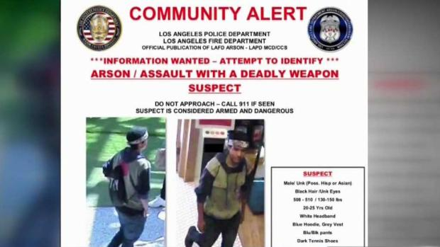 [LA] Man Sought After Century City Mall Gun Scare