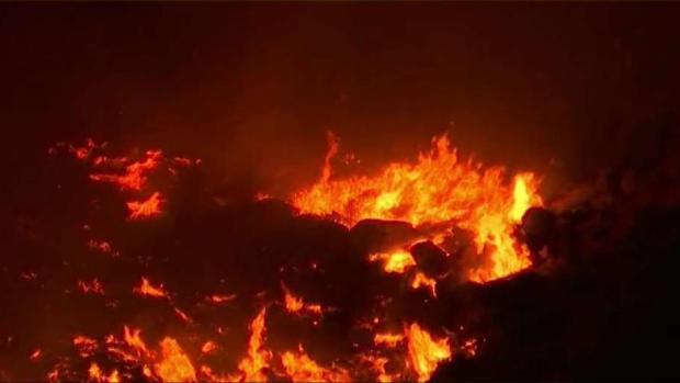 [LA] Mandatory Evacuations Ordered in San Jacinto