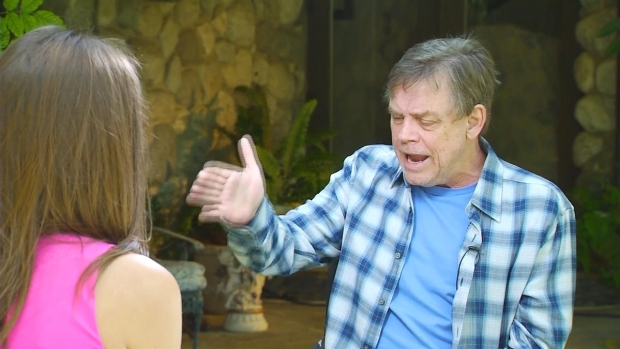 Web Extra: Mark Hamill on Exposing Fake Autographs