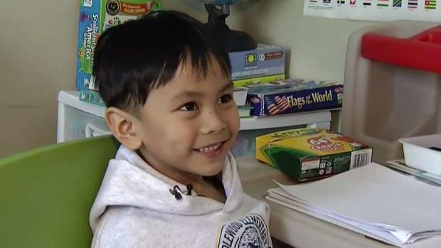 [NATL-DC] Maryland 5-Year-Old Memorizes Every March Madness Team