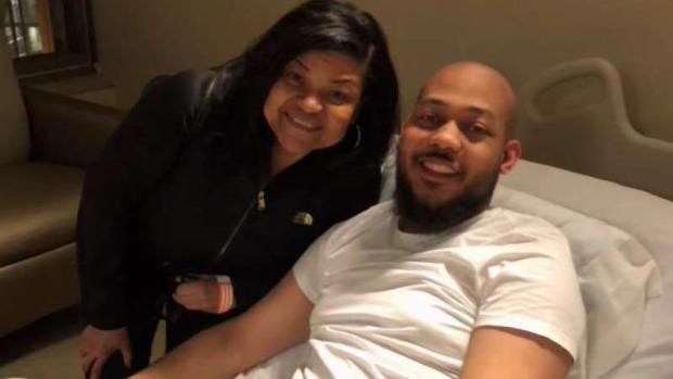 [DC-NATL] Maryland Woman's Kidney Donation Extends Son's Life