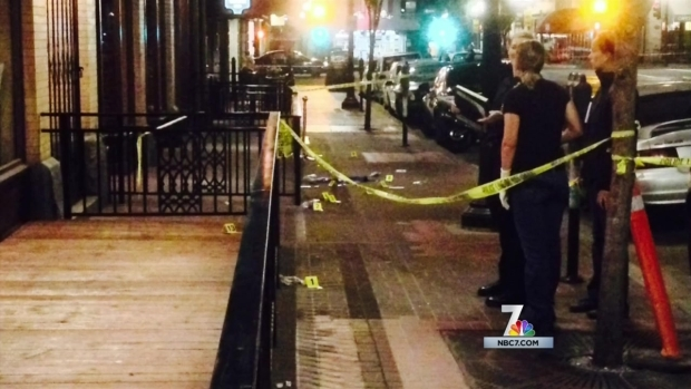 [DGO] Suspect Sought in Deadly Gaslamp Fight