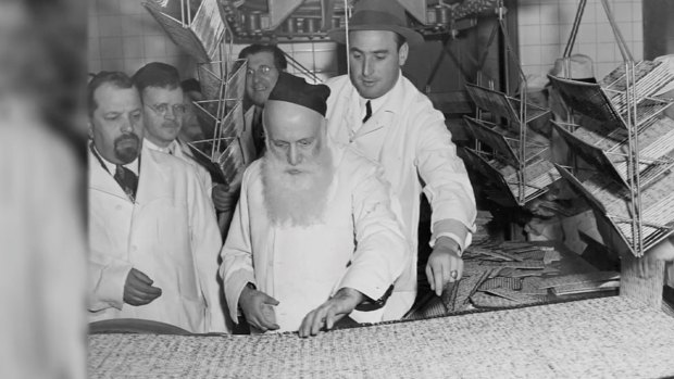 [NATL] Matzo Factory to Leave Historic Jewish Neighborhood