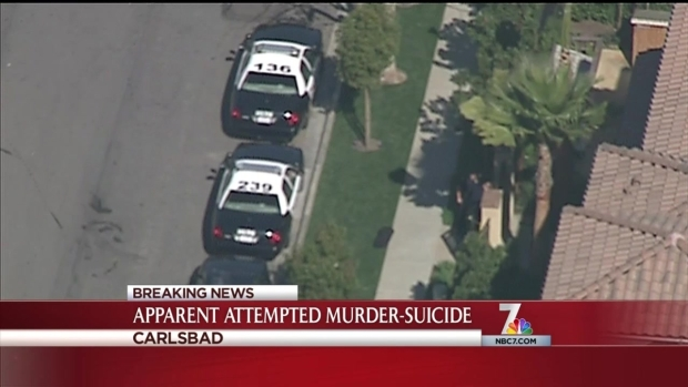 [DGO] Possible Attempted Murder-Suicide Investigated in Carlsbad