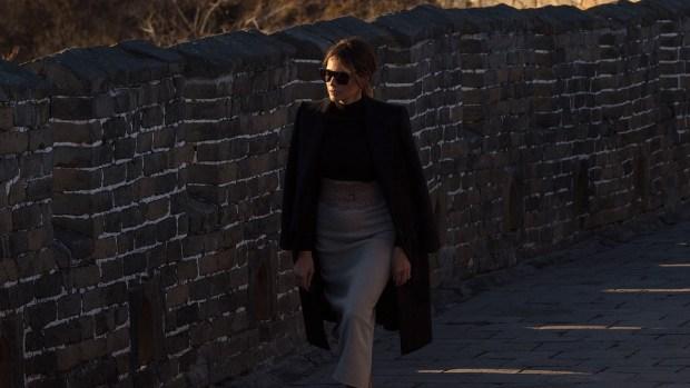 [NATL] Melania Trump Style Guide