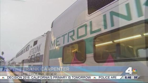 [LA] Metrolink's Perris to Riverside Line Opens