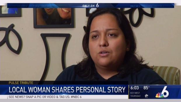 [NATL MI] Miami Pulse Survivor Remembers Night of Terror