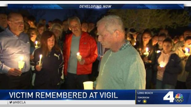 [LA] Missing College Student Remembered in Vigil