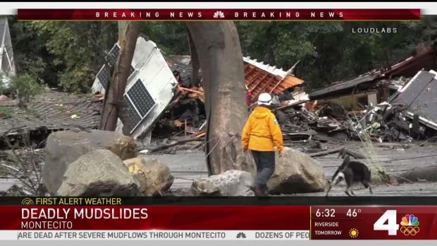 [LA] Montecito Residents Face Storm's Aftermath