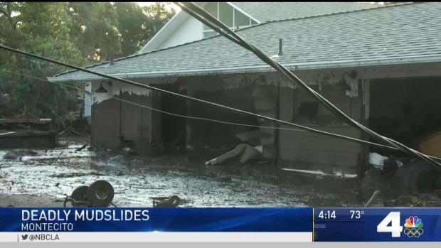 [LA] Montecito Unrecognizable in Wake of Mudslides