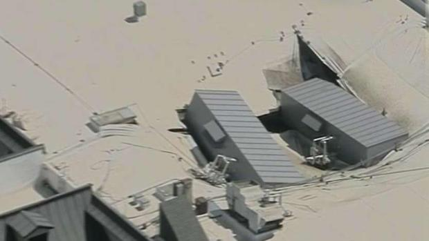 More Than a Dozen People Injured in Casino Roof Collapse