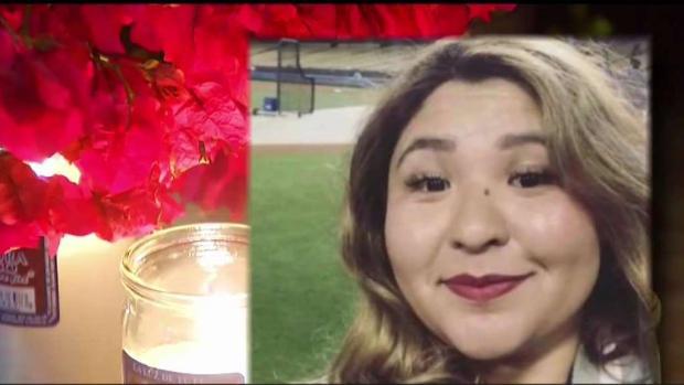 [LA] Mourners Hold Vigil for Trader Joe's Victim