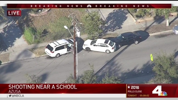 [LA] Multiple Victims in Azusa Shooting