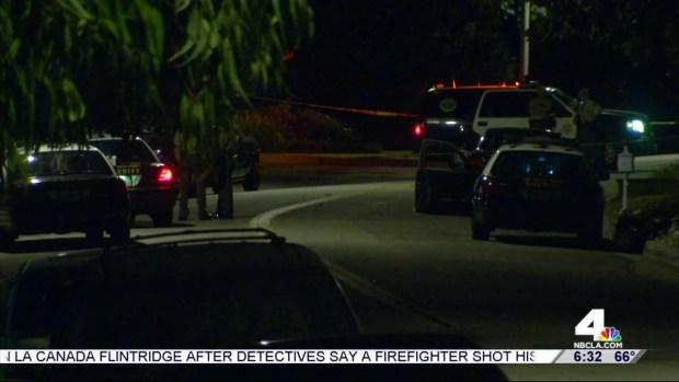 [LA] Firefighter Kills Wife in Apparent Murder-Suicide