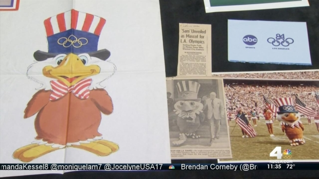 [LA] Olympic Mascot Craze Has LA Roots
