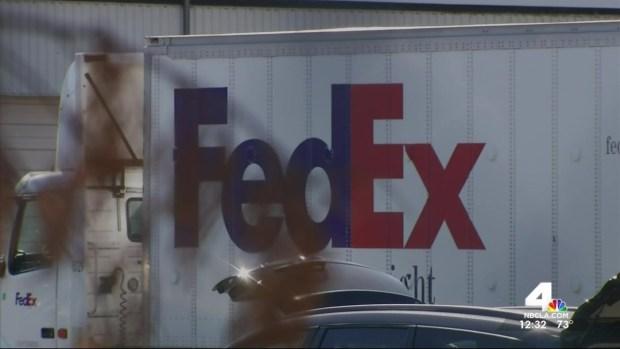 Memorial One Year After Fatal FedEx Crash