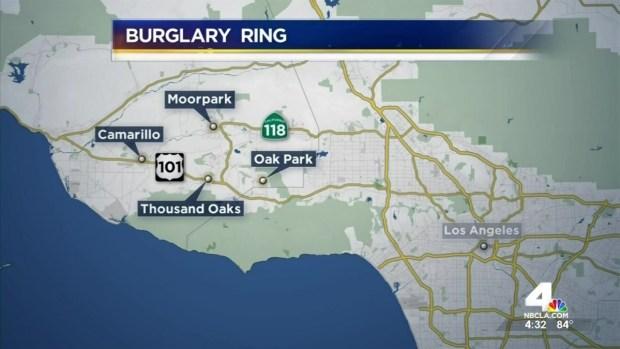 Social Media Helps Bust Major Theft Ring