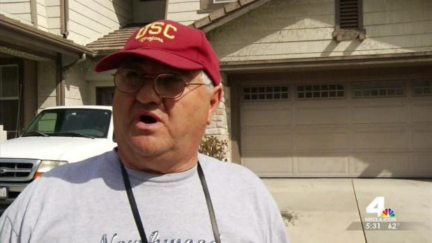 [LA] Residents Weigh Evacuation Order Amid Mudslide Danger