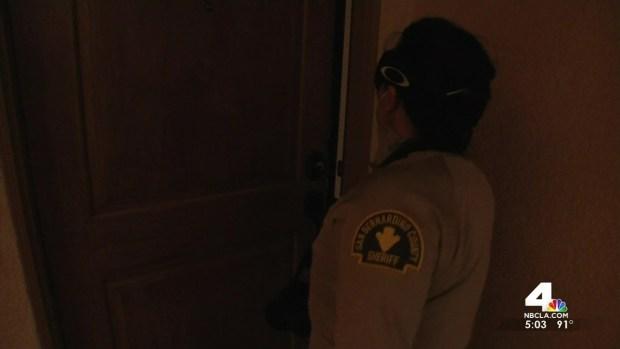 [LA] Etiwanda Fire Prompts Mandatory Evacuations