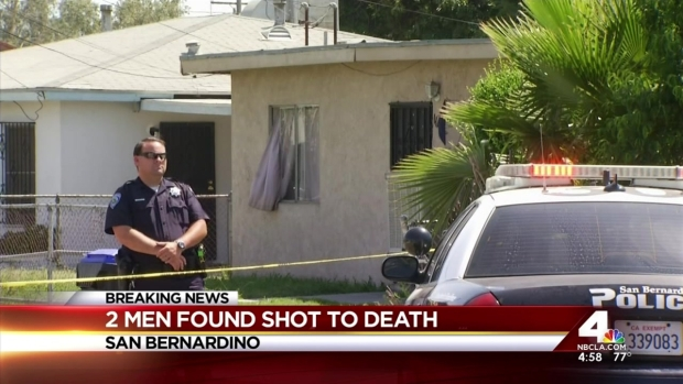 Deadly Fight Claims Two Lives in San Bernardino