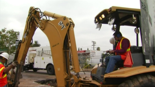 [LA] Water Main Break Raises Concern for Future Accidents