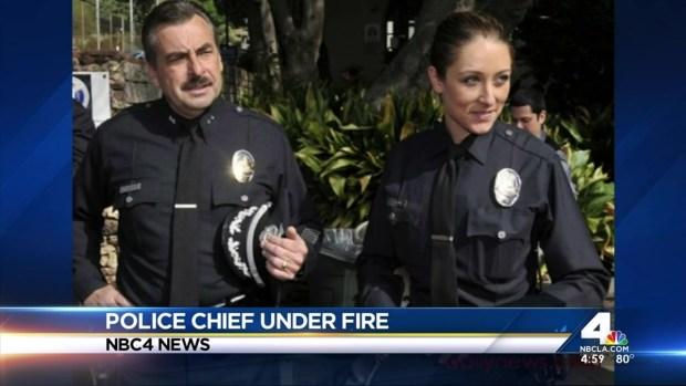 [LA] LAPD Chief Under Fire in Horse Controversy