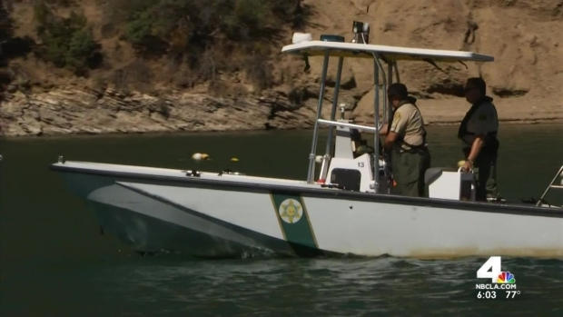 [LA] Search Continues for Possible 2nd Victim at Pyramid Lake