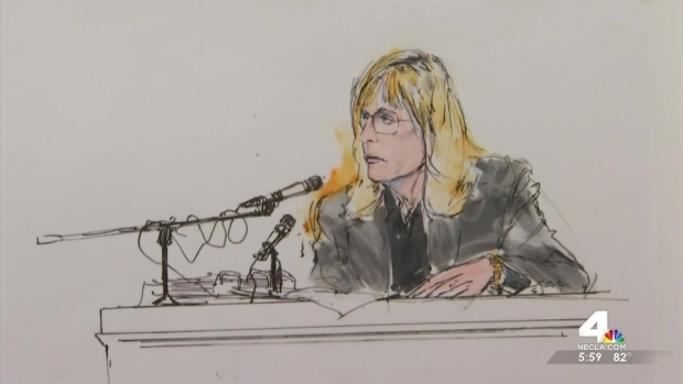 [LA] Emotional Day in Court for Donald Sterling