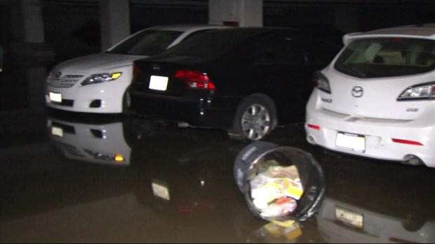 [LA] I-Team Investigates Car Damage From Westwood Flooding