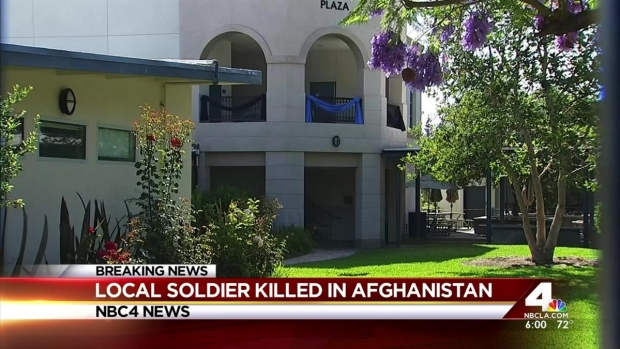 [LA] SoCal Man Dies in Afghanistan
