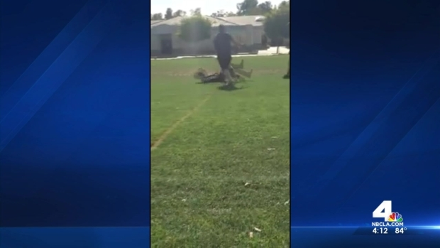 Teen Charged in Brutal Caught-on-Camera Beating