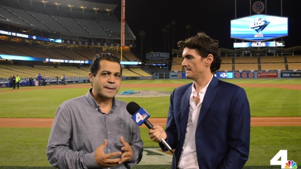 NBC4 Postgame Playoff Wrap Up NLDS Game 2