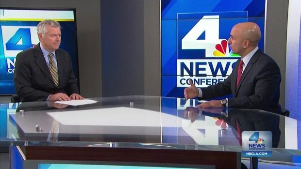 [LA] NewsConference: GOP Candidate for Ca. Gov. Neel Kashkari