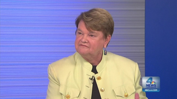 [LA] NewsConference: Sheila Kuehl: It's a Matter of Experience